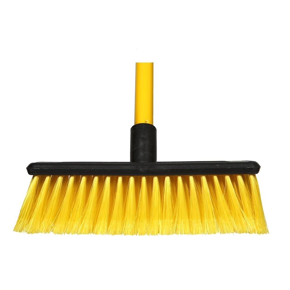 PROMO COLOUR CODED HOUSEHOLD BROOM