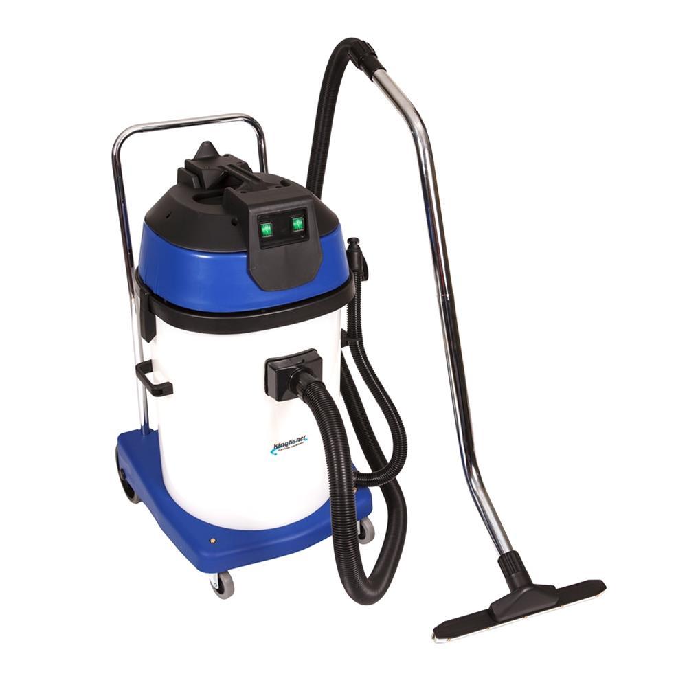 60L PLASTIC WET/DRY VACUUM CLEANER