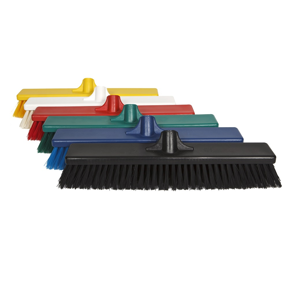 450mm HYGIENE BROOM HEAD ONLY