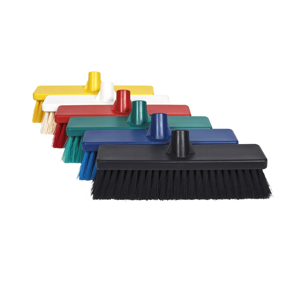 300mm HYGIENE BROOM HEAD ONLY